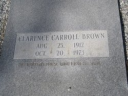 Clarence Carroll Brown