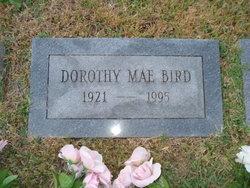 Dorothy Mae <i>Davis</i> Bird