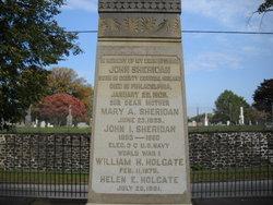 John I Sheridan