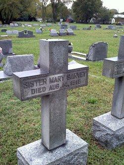 Sr Mary Garvey