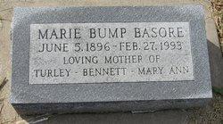 Marie <i>Bump</i> Basore