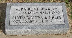 Vera <i>Bump</i> Binkley
