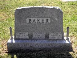 Mary Elizabeth <i>Mathias</i> Baker