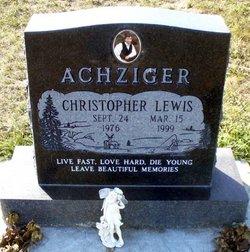 Christopher Lewis Achziger