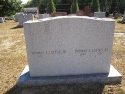 Thomas E. Loftus, Sr