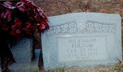 Ava <i>English</i> Folsom