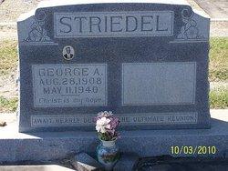 George A. Striedel