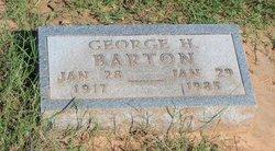 George Henry Barton