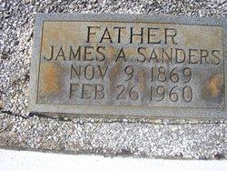 James Alonzo Lon Sanders