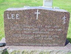 Irwin Thomas Buster Lee