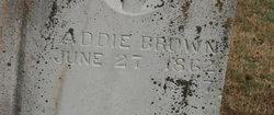 Nancy Addie <i>McClelland</i> Brown