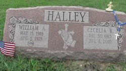 Cecelia Kathryn <i>Jacquinot</i> Halley