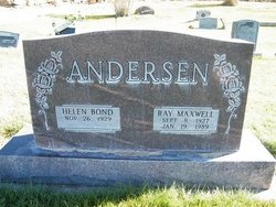Ray Maxwell Andersen