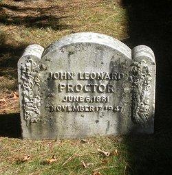 John Leonard Proctor