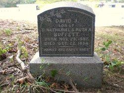 David J Buffett
