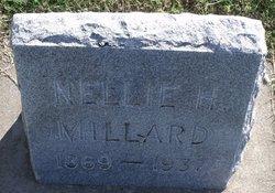 Nellie Hyde <i>WARNER</i> MILLARD