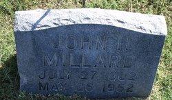 John Horton MILLARD