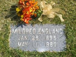 Mildred <i>Park</i> England