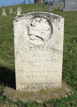 Peter William Roudabush