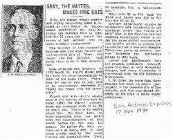 Sylvester W S.W. Gray, Sr