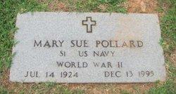 Mary Sue <i>McGalliard</i> Pollard