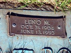 Leno Mae <i>Lewis</i> Rogers