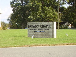 Brown's Chapel Baptist Church Cemetery