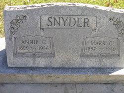 Annie Charlena <i>Heatwole</i> Snyder