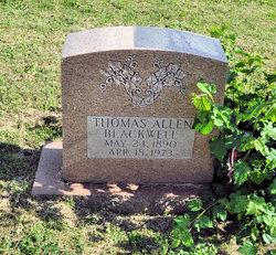Thomas Allen Blackwell