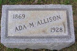 Ada <i>Maple</i> Allison