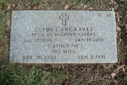 Clyde Irwin Argraves