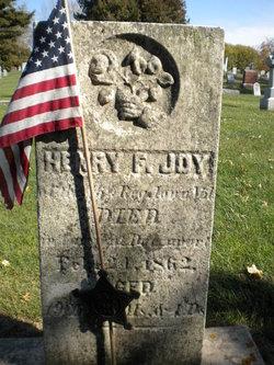 Henry F Joy