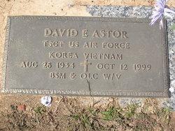 David Edward Astor, III