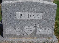 Elizabeth Playford <i>Callaghan</i> Blose