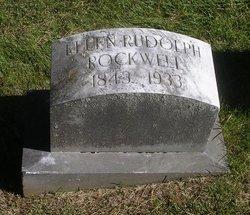 Ellen Nellie <i>Rudolph</i> Rockwell