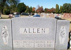 Jewell Preston Allen