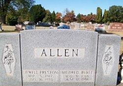 Mildred <i>Bybee</i> Allen