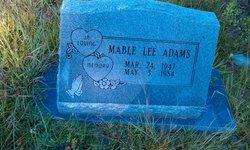 Mabel Lee Adams