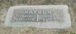 Nancy J <i>Smith</i> Hayden