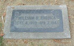 William Henry Roddick