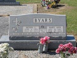 Ann Byars