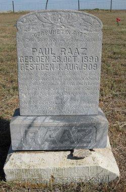 Paul Raaz