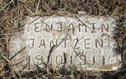 Benjamin Jantzen