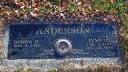 Donna <i>Marley</i> Anderson