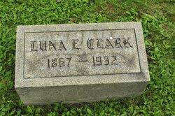 Luna Elizabeth <i>Langworthy</i> Clark