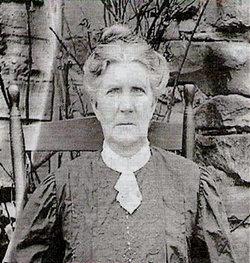 Martha Rebecca <i>Calhoun</i> Gunter