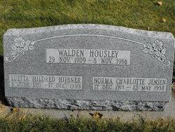 Luetta Mildred <i>Hiibner</i> Housley