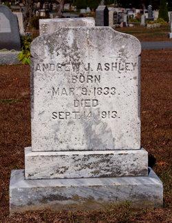 Andrew Jackson Ashley