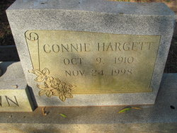 Connie <i>Hargett</i> Brown