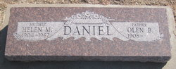 Olen B Daniel